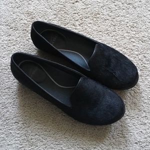 dcf36a5187e25 Dansko Shoes | Hope Womens Slip On Graphite Suede | Poshmark